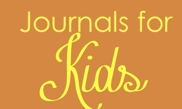 Gratitude Journals (For Kids and Adults!)