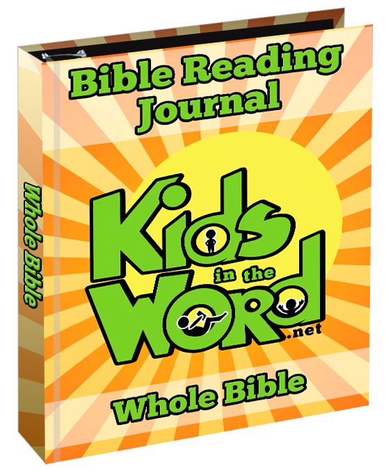 An Awesome Kids Resource to help Kids Get in the Word for 2015