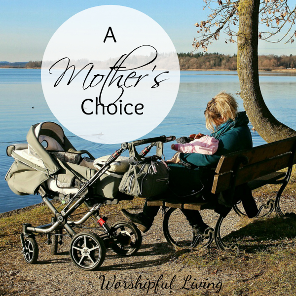 Join us as we look at Exodus chapter 2 and look at the hard choices mothers have to make