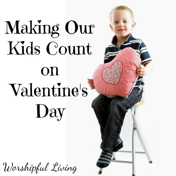 How can we keep our kids from feeling left out on Valentines's Day?