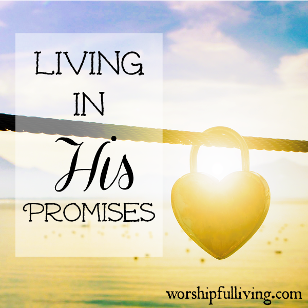 Living in His Promises