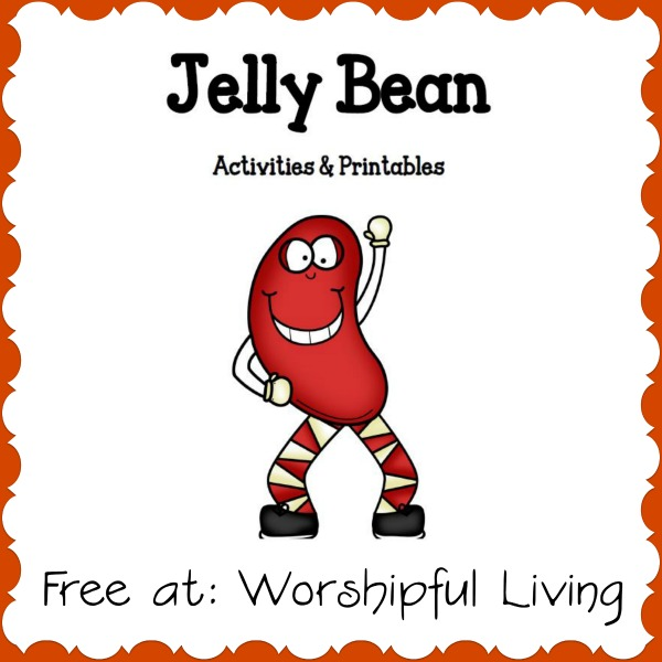 Free Pack for National Jelly Bean Day