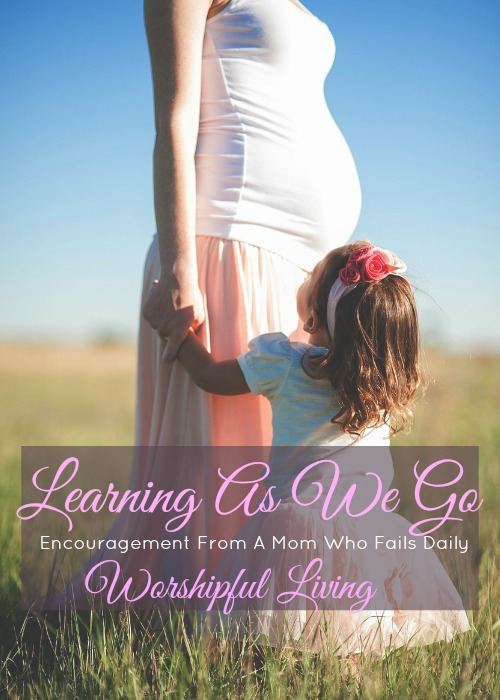 Motherhood has no exact science to it. In fact most of us are just learning as we go.