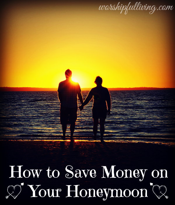 It is wedding season -and honeymoon saving is important!