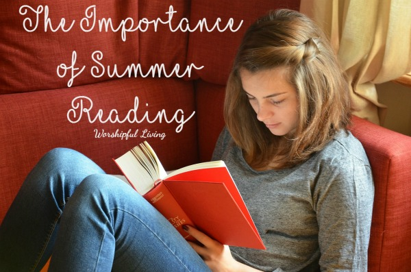 The Importance of Summer Reading
