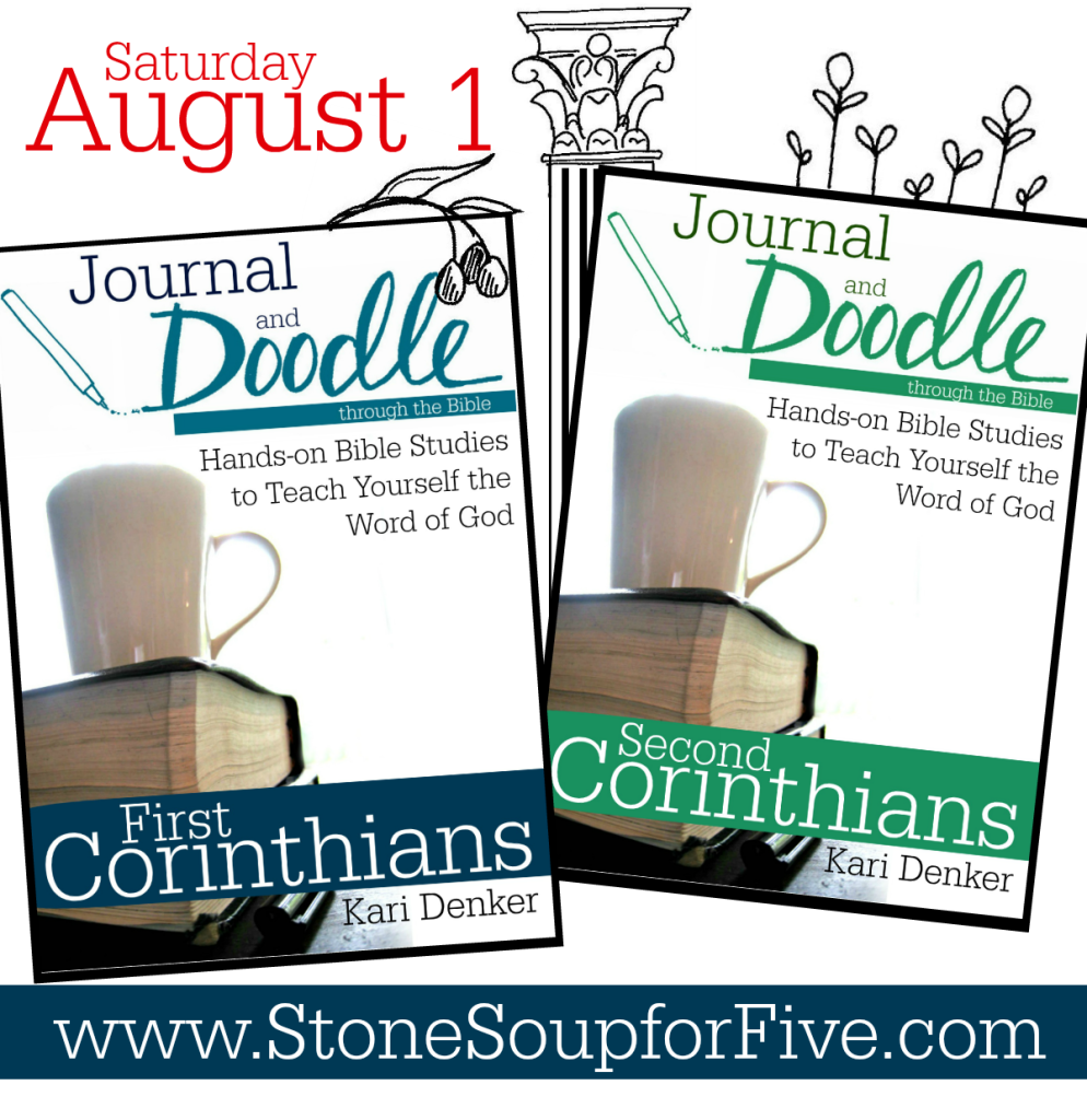 Bible Doodling: An Artsy Form of Bible Study (GIVEAWAY