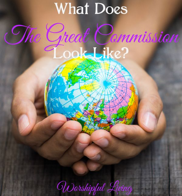 Have you ever wondered how The Great Commission looks like actually played out in the lives of people? Here are some practical ways to live it out from Acts 2