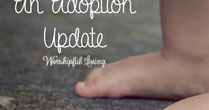 One Year: An Adoption Update