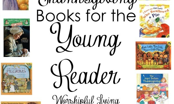 20+ Thanksgiving Books for the Young Reader