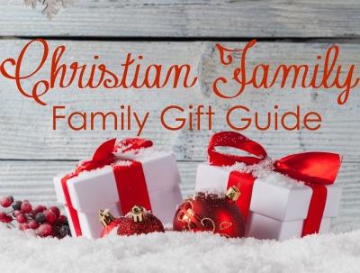Christian Family Gift Guide
