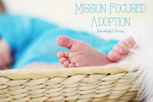 Mission Focused Adoption
