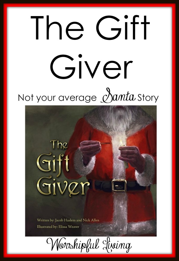 Come find out about the Gift Giver- it isn't who you think!