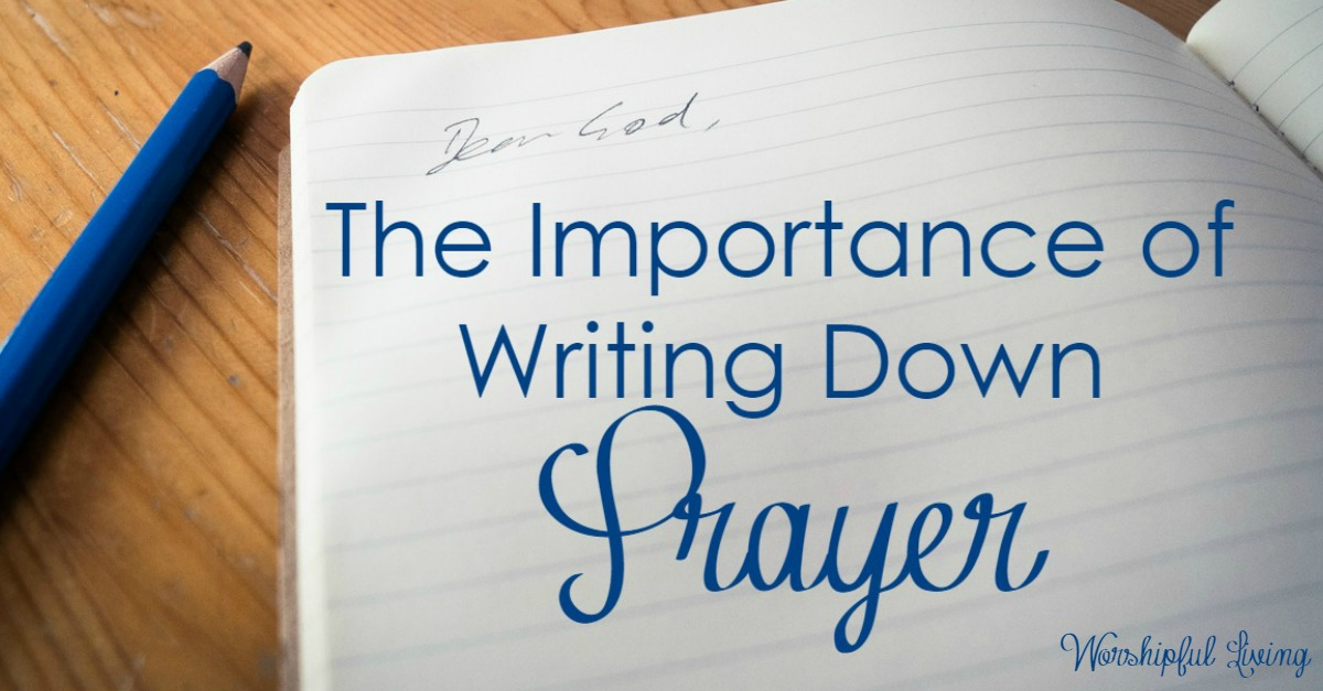an essay on the importance of prayer Importance of prayer what is prayer prayer is the utterance from your spirit to god in simple terms, talking to god is called prayer it's the simple opening of one's heart to our father in heaven.