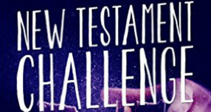 New Testament Challenge