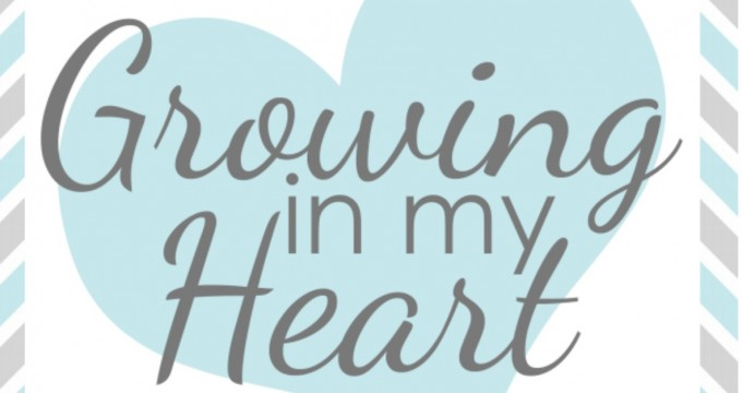 Growing In My Heart: An Adoption Planner