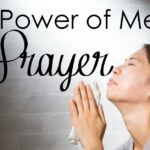 Prayer doesn't always come in neat packages. Sometimes, it can be quite messy - but always powerful!