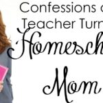 A previous teacher homeschooling. That leads to a lot of misconeptions - for both the new homeschool mom and others looking in. Lets take a look
