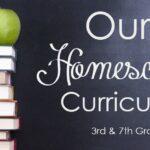 Homeschool curriculum facebook