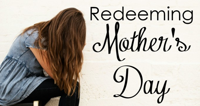 Mother's Day isn't easy for some. Today, I share my story of how I am redeeming Mother's Day - and choosing to let my heart beat again after loss.