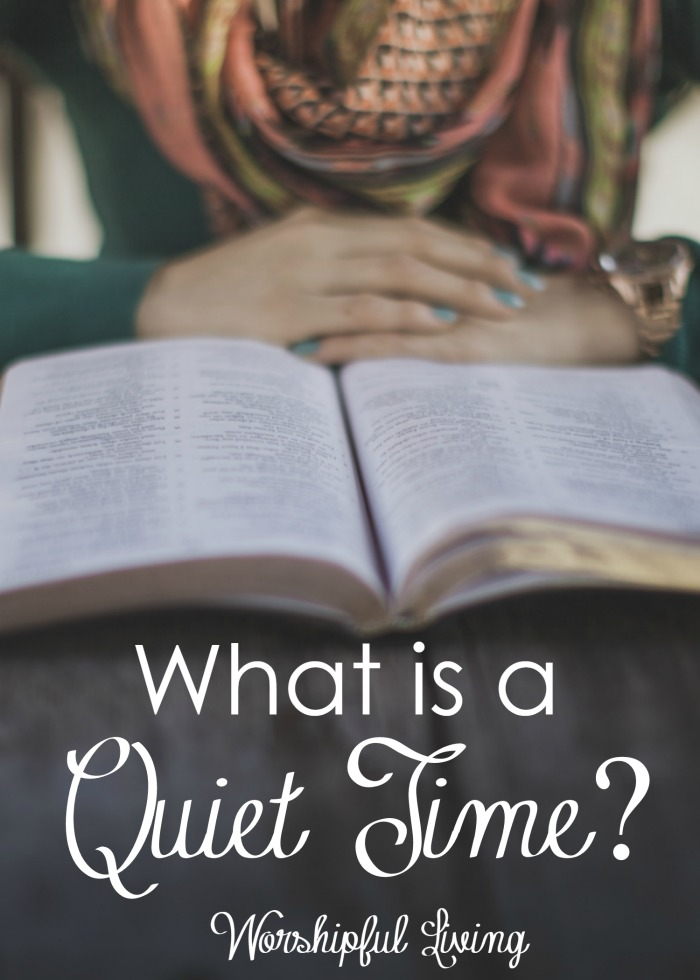You hear about having a quiet time often at church or Christian circles. But what does that really mean? Quiet sounds good- but how is it really accomplished in today's busy life. Friend, you are not alone. Come, let's walk this road together!