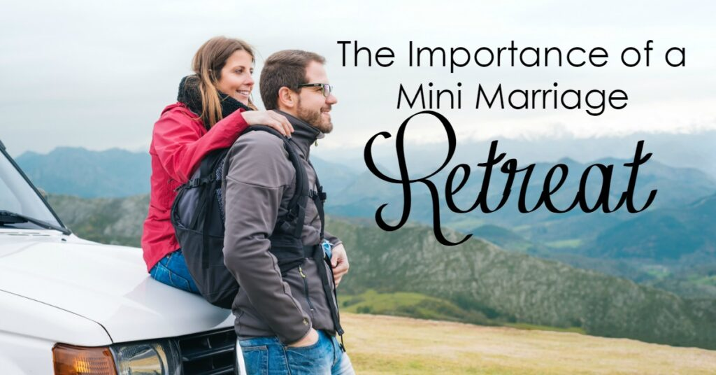 If you are needing the joy rekindled in your marriage, a mini marriage retreat is just the thing you need! Here is how to have a marriage retreat of your own!