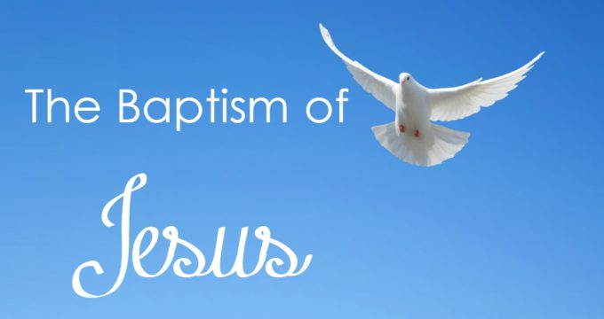 Have you ever wondered why Jesus was baptized? Do you wonder about baptism in general? There is a lot to be said about baptism - it is so important!