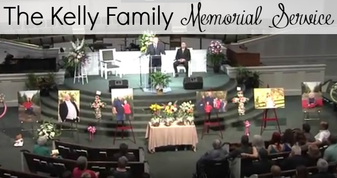The Kelly Family Memorial Service